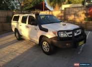 2006 Toyota Dual Cab Hilux Ute for Sale