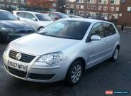 Volkswagen Polo 2007, 1.4L Petrol for Sale