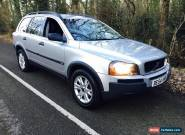 2004 VOLVO XC 90 D5 SE AWD SEMI-AUTO SILVER for Sale