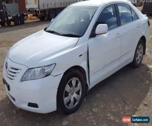 Classic 2007 TOYOTA CAMRY ALTISE SEDAN AUTO LIGHT DAMAGE REPAIRABLE for Sale