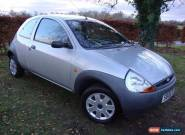 Ford Ka 1.3 2006  Silver 74, miles for Sale