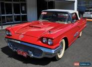 1959 Ford Thunderbird Convertible for Sale