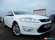 2012 62 FORD MONDEO 1.6 ZETEC TDCI 5DR 114 BHP DIESEL for Sale