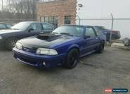 1989 Ford Mustang gt cobra for Sale