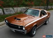 1970 AMC AMX for Sale