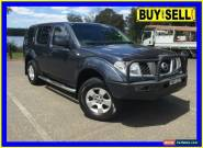 2006 Nissan Pathfinder R51 ST (4x4) Grey Automatic 5sp A Wagon for Sale