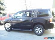 2008 Nissan Armada for Sale