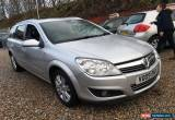 Classic 2009 VAUXHALL ASTRA DESIGN CDTI A SILVER for Sale