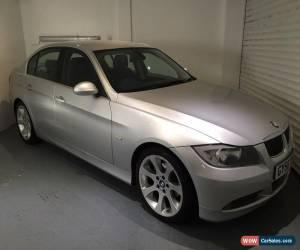 Classic 2006 BMW 325I SE AUTO SILVER No reserve sale for Sale