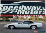1993 Chevrolet Corvette Base 2dr Convertible for Sale