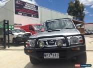 2008 Nissan Navara D22 MY08 ST-R (4x4) Silver Manual 5sp M Dual Cab Pick-up for Sale