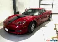 2008 Chevrolet Corvette Will Cooksey #058 for Sale