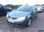 2007 Volkswagen Golf 1.6 FSI Match 5dr for Sale
