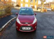 2008 Ford fiesta 1.6 tdci zetec  for Sale
