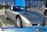 Classic 2000 Chevrolet Corvette Base Convertible 2-Door for Sale