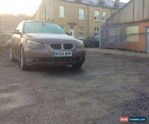 Classic 2004 BMW 525I SE AUTO Spare or repair for Sale