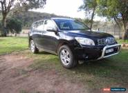 Toyota RAV4 2006 manuel for Sale