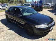 HOLDEN VECTRA GL SEDAN 2.2LT AUTOMATIC for Sale