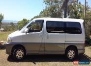 TOYOTA GRANVIA 8 SEAT LUXURY PEOPLE CARRIER for Sale