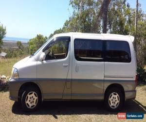 Classic TOYOTA GRANVIA 8 SEAT LUXURY PEOPLE CARRIER for Sale