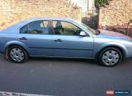 2005 FORD MONDEO LX DIESEL TDCI BLUE WITH M.OT for Sale