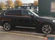 2012 BMW X5 XDRIVE30D SE AUTO BLACK for Sale