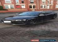 AUDI A3 RS3 QUATTRO 2012 AUTO BLACK LIGHT DAMAGED UNRECORDED CAT D SALVAGE for Sale