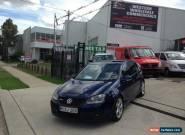 2005 Volkswagen Golf 1K GTi Blue Manual 6sp M Hatchback for Sale