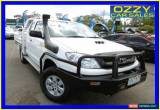 Classic 2011 Toyota Hilux KUN26R MY11 Upgrade SR (4x4) White Manual 5sp M Extracab for Sale