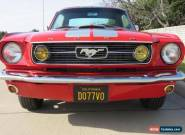 1966 Ford Mustang GT-350 for Sale