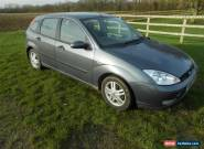 FORD FOCUS ZETEC TDCI GREY 2004 for Sale