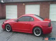 1999 Ford Mustang SVT Cobra Coupe 2-Door for Sale