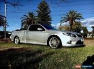 2009 Ford FG XR6 Turbo Ute 6 Speed Manual  for Sale