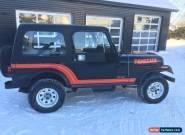 1986 Jeep CJ Renegade for Sale