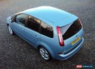 2009 FORD C-MAX TITANIUM TD 136 BLUE FULLY LOADED,SERVICE HISTORY FULL MOT for Sale