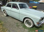 1963 Volvo 122S Amazon 2Ltr, Twin Carb, Hot Cam, Flowed Head - Quick Car for Sale