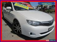 2010 Subaru Impreza MY10 R (AWD) White Pearl Manual 5sp M Hatchback for Sale