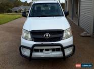 toyota hilux workmate for Sale