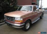 1995 Ford F-250 for Sale