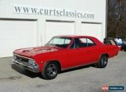 1966 Chevrolet Chevelle SS Hardtop 2-Door for Sale