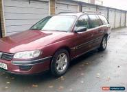 Vauxhall Omega estate diesel BMW 2.5 td delivery  is possible for Sale