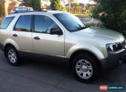 Ford Territory TX (2009) 4D Wagon Automatic (4L - Multi Point F/INJ) 5 Seats for Sale