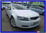 2009 Holden Commodore VE MY10 International White Automatic 4sp Automatic Sedan for Sale