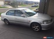 Honda Civic Sedan GLI 2000 for Sale