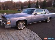 1983 Cadillac DeVille Base Coupe 2-Door for Sale