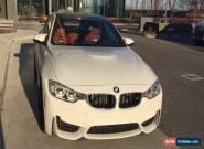 BMW : M4 carbon for Sale