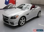 2012 Mercedes-Benz SLK-Class Base Convertible 2-Door for Sale