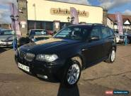 2007 57 BMW X3 2.0 D M SPORT 5D AUTO 175 BHP DIESEL for Sale