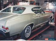 1968 Chevrolet Chevelle 2-door Sport Coupe  for Sale