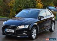 2012 62 AUDI A3 2.0 TDI SE 3D 150 BHP DIESEL for Sale